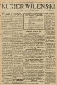Kurjer Wileński : niezależny organ demokratyczny. 1928, nr229