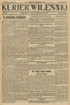 Kurjer Wileński : niezależny organ demokratyczny. 1928, nr234