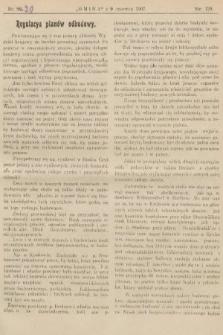 Gmina : tygodnik poświęcony interesom gmin i rad powiatowych. 1907, nr20