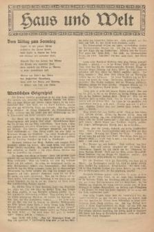 Haus und Welt. [1927], [nr46]