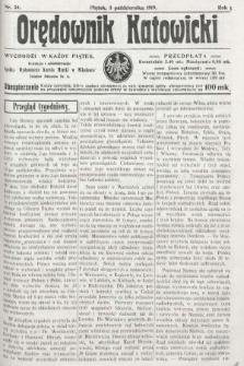 Orędownik Katowicki. 1919, nr24
