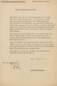 Anordnung. 1940, nr7