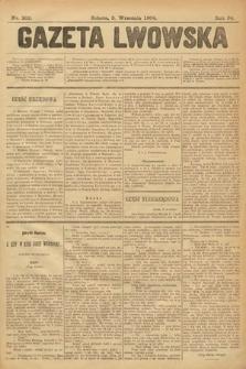 Gazeta Lwowska. 1904, nr202