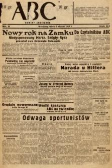 ABC : nowiny codzienne. 1937, nr2