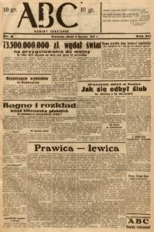 ABC : nowiny codzienne. 1937, nr8