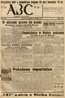 ABC : nowiny codzienne. 1937, nr10