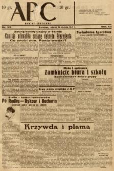 ABC : nowiny codzienne. 1937, nr29