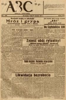 ABC : nowiny codzienne. 1937, nr30