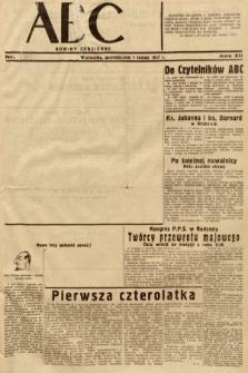 ABC : nowiny codzienne. 1937, nr36 [ocenzurowany]