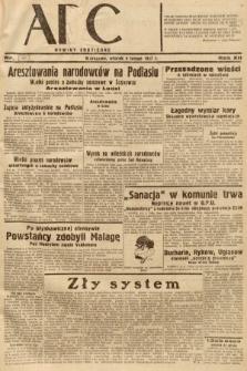 ABC : nowiny codzienne. 1937, nr46 [ocenzurowany]
