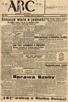 ABC : nowiny codzienne. 1937, nr50