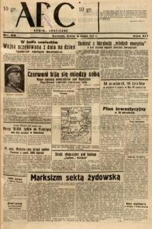 ABC : nowiny codzienne. 1937, nr55