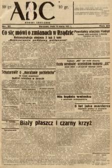 ABC : nowiny codzienne. 1937, nr81