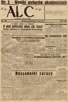 ABC : nowiny codzienne. 1937, nr86