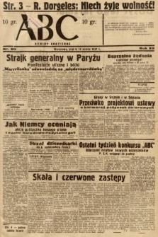 ABC : nowiny codzienne. 1937, nr90
