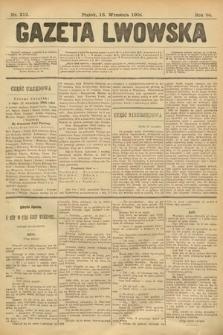 Gazeta Lwowska. 1904, nr212