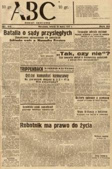 ABC : nowiny codzienne. 1937, nr94