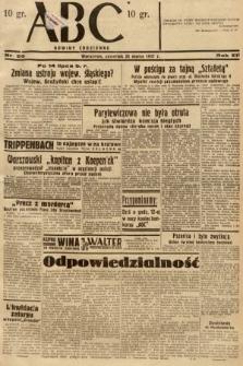 ABC : nowiny codzienne. 1937, nr96
