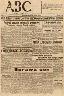 ABC : nowiny codzienne. 1937, nr98 [ocenzurowany]