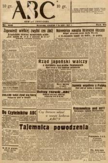 ABC : nowiny codzienne. 1937, nr102