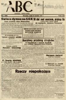 ABC : nowiny codzienne. 1937, nr126