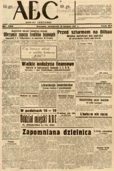 ABC : nowiny codzienne. 1937, nr130