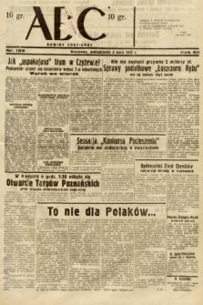 ABC : nowiny codzienne. 1937, nr138