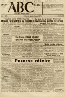 ABC : nowiny codzienne. 1937, nr139