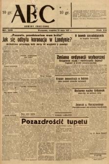 ABC : nowiny codzienne. 1937, nr149