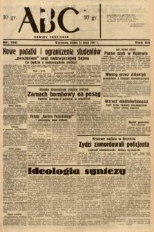 ABC : nowiny codzienne. 1937, nr150