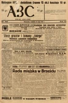 ABC : nowiny codzienne. 1937, nr152