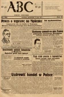 ABC : nowiny codzienne. 1937, nr153