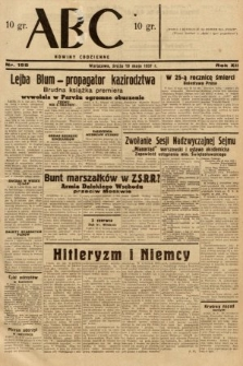 ABC : nowiny codzienne. 1937, nr155