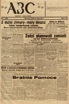 ABC : nowiny codzienne. 1937, nr158