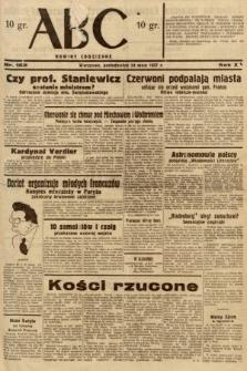 ABC : nowiny codzienne. 1937, nr162