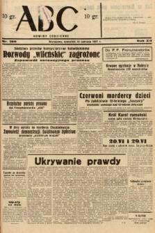ABC : nowiny codzienne. 1937, nr180