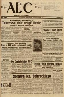 ABC : nowiny codzienne. 1937, nr184