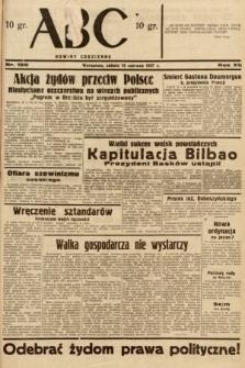 ABC : nowiny codzienne. 1937, nr190