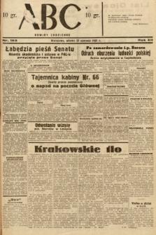 ABC : nowiny codzienne. 1937, nr193