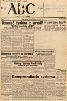 ABC : nowiny codzienne. 1937, nr195 [ocenzurowany]