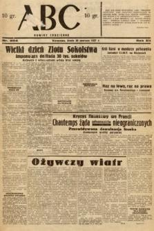 ABC : nowiny codzienne. 1937, nr204