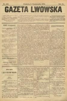 Gazeta Lwowska. 1904, nr225