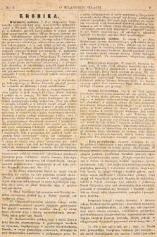 O Własnych Siłach : tygodnik ekonomiczno-społeczny. 1889, nr5
