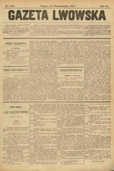 Gazeta Lwowska. 1904, nr235