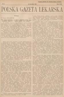Polska Gazeta Lekarska. 1938, nr4