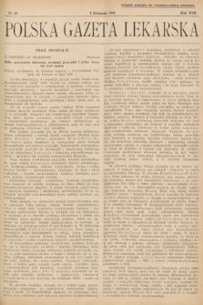 Polska Gazeta Lekarska. 1938, nr45
