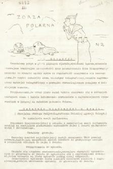 Zorza Polarna. 1935, nr2
