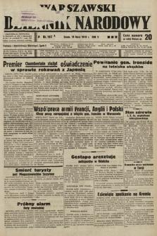 Warszawski Dziennik Narodowy. 1939, nr197 A
