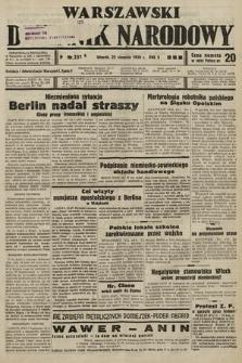 Warszawski Dziennik Narodowy. 1939, nr231 A