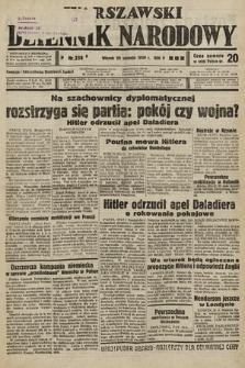 Warszawski Dziennik Narodowy. 1939, nr238 A